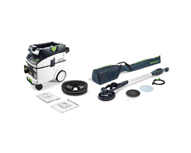 SET FESTOOL LIJADORA DE PARED PLANEX EASY+ASPIRADOR CTL36 REF.575447