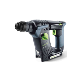 MARTILLO PERFORADOR FESTOOL BHC 18 LI-BASIC REF.574723