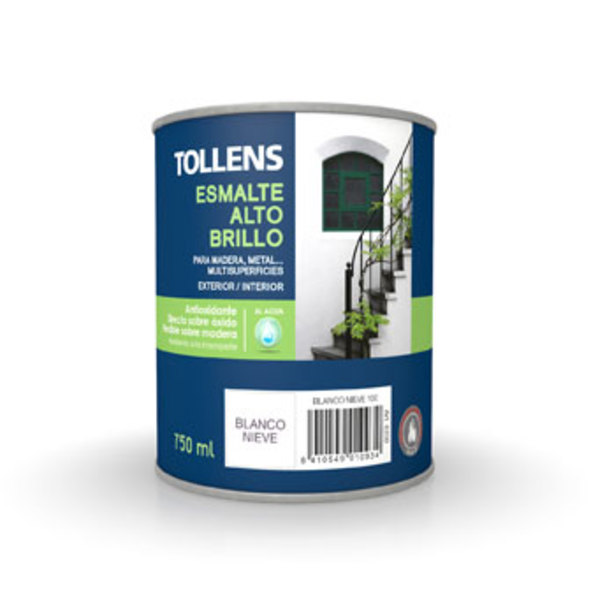 Gallery 3d tollens esmalte alto brillo 750ml