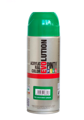 PINTURA SPRAY EVOLUTION BRILLANTE RAL 1021 AMARILLO COLZA