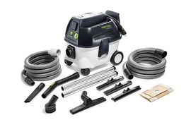 Thumb set aspirador festool ct17